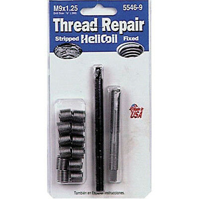 HLI5546-9 HELI-COIL  M9x1.25 Metric Coarse Thread Repair Kit