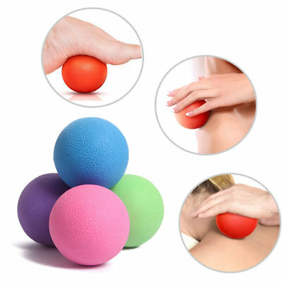 Double Lacrosse Ball Mobility Myofascial Trigger Point Release Massage Ball