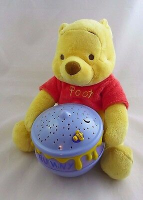 Cloud b Disney Baby Winnie the Pooh Dreamy Stars Soother GUC