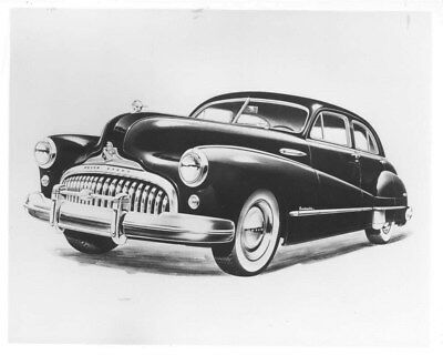 1948 Buick Eight Special Roadmaster ORIGINAL Factory Photo oub5792
