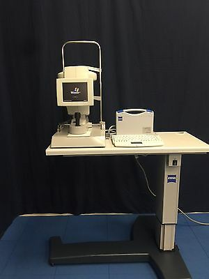 Zeiss IOL Master Version 5.4 with Table, Brother Printer & Calibration Test Eye