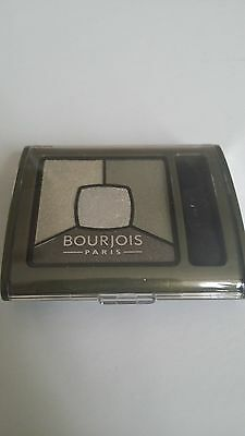 Bourjois Palette Fards A Paupieres  Smoky Stories 04 Rock