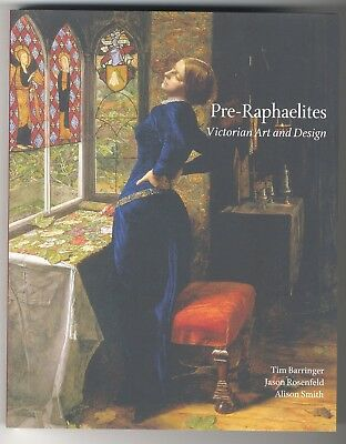 PRE-RAPHAELITES: Victorian Art & Design, Burne-Jones, William Morris, Rossetti
