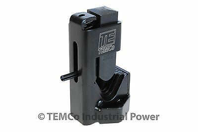 TEMCo Copper Power Wire Cable Swage Crimping Hammer Termination Tool