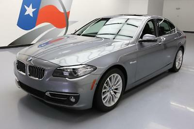2014 BMW 5-Series  2014 BMW 528I LUXURY LINE SUNROOF NAV REARVIEW CAM 45K #509460 Texas Direct Auto