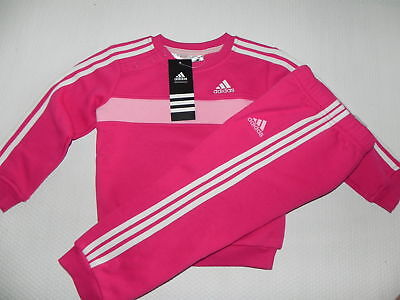 Adidas Jogging Jogger IJ3S for babies and toddlers in pink new