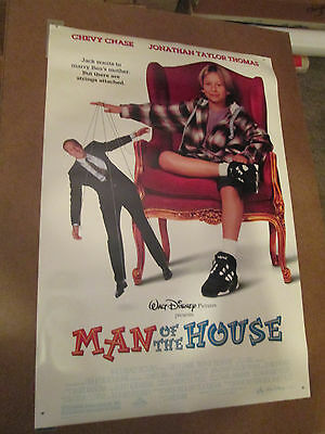 Man of the House single sided 1995 one sheet - 27x40 rolled - free shipping