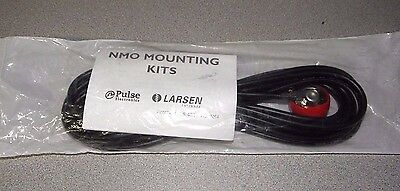 "Pulse Larsen NMO Mounting Kit Model NMOKHFCX, 0-6000 MHz, 3/4"" Mount, RG58A/U"