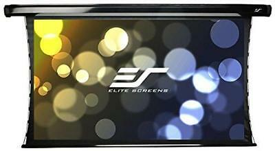 Elite Screens CineTension2, 180-inch 16:9, Tab-Tensioned Electric Drop Down Pro