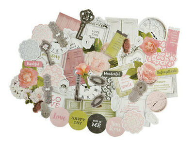 *A&B* KAISERCRAFT Scrapbooking Collectables Cottage Rose CT854