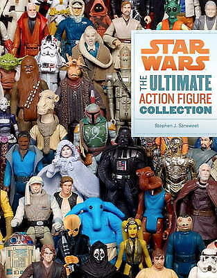 Star Wars: The Ultimate Action Figure Collection, Steve Sansweet