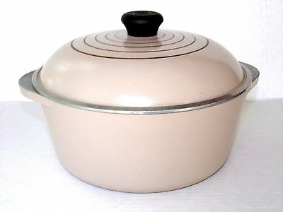 Club Cookware Dutch Oven with Lid Vintage Stewing Pot Retro Aluminum Kitchen