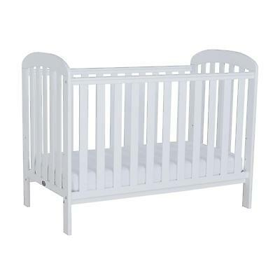 White Anna cot by Kiddicare / baby weavers
