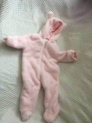 3-6 Months Girls All In One Suit