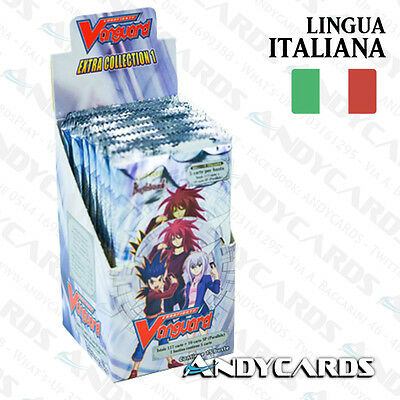 CFV Extra Collection ☻ EC01 Box 15 Buste ☻ Cardfight Vanguard ITALIANO ANDYCARDS