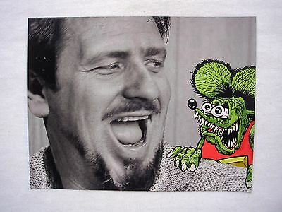 "Special 2006  Ltd Edition Ed ""big Daddy"" Roth ""tales Of The Rat Fink"" Magnet"