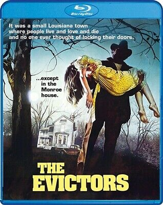 THE EVICTORS New Sealed Blu-ray