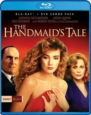 THE HANDMAID'S TALE New Sealed Blu-ray + DVD