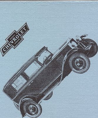 Package Of  Chevrolet  Napkins.