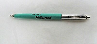 Vintage Champion Mechanical Pencil With Advertisement  Hollywood Bread