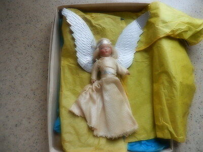 Vintage Noma? Composition Angel Christmas Tree Topper
