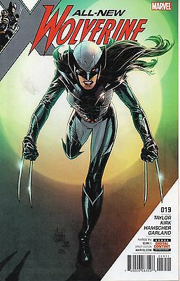 All New Wolverine #19 (NM)`17 Taylor/ Kirk/ Hamscher