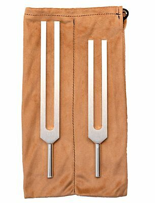 C&G Tuning Forks - Body Tuners with Pouch New - No Tax Ex CA