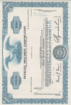 Old Share Certificate