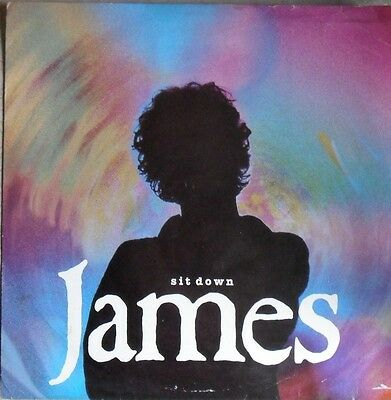 "James - Sit Down  (UK 12"" Single 1991)"