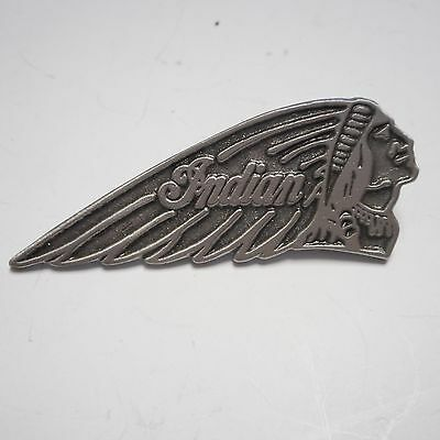 Fantastic Indian Motorcycle Pin Great Biker Pin ** Old Indian *****