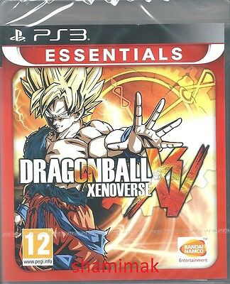 Dragon Ball Xenoverse  BRAND NEW Sony PS3 Game