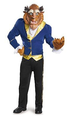 Ultra Prestige Beast ADULT Mens Costume Size XL New Beauty and the Beast