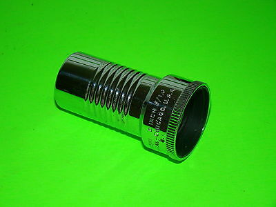 """Vintage Simpson Optical SOMCO 2"""" 16mm f/1.5 PROJECTION LENS"""