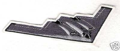 B2 STEALTH BOMBER Airplane Aircraft Aviation Collectable Military Patch