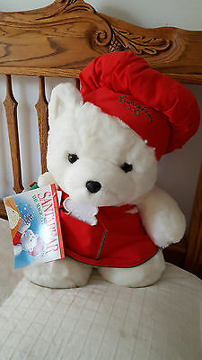 Dayton Hudson Santa Bear & The Magic Cookie Cutter  1991