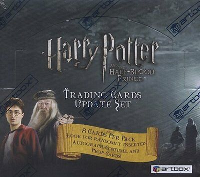 ArtBox Harry Potter and the Half-Blood Prince Update Hobby Box