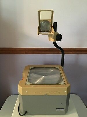 ELMO Overhead Projector.Tested/Works /adjustable arm/ art project,pre-school