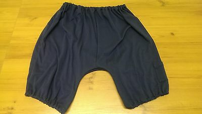 Regulation 60's style school knickers with long legs...Ideal for under a kilt.