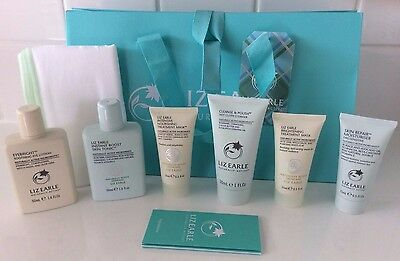 Liz Earle Skincare 7 Piece Gift Set. The Perfect Gift for Ladies of all ages