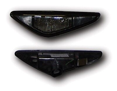 Bmw 3 Series E46 2D 03-06 Smoked Led Side Light Repeater Indicators