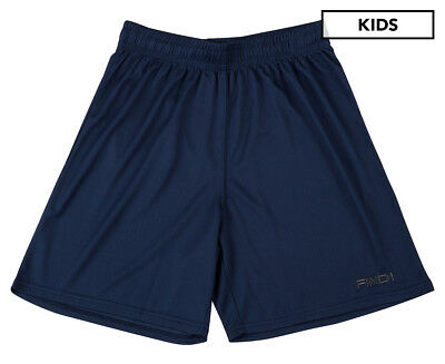 AND1 Kids' No Sweat Junior Basketball Short - Navy
