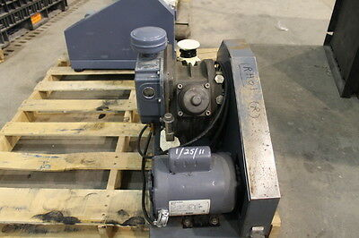 Welch 1397 Duo Seal Vacuum Pump