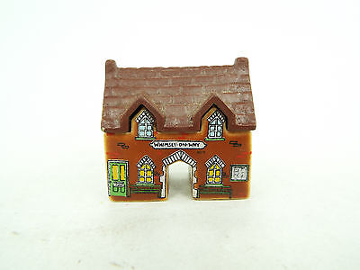 Wade Miniature Whimsey on Why Station House Figurine