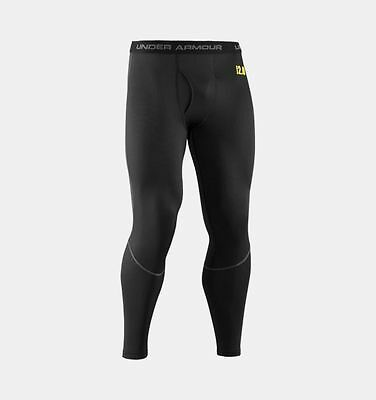 Men's Under Armour Base 2.0 Leggings  Black   Choose your Size