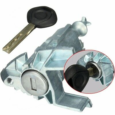 Left Driver Door Lock Cylinder Barrel Assembly With Key For 2000-2006 Bmw X5 E53