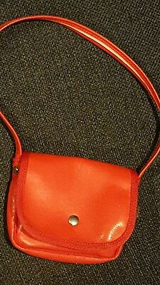 American Girl Doll MOLLY RED PURSE