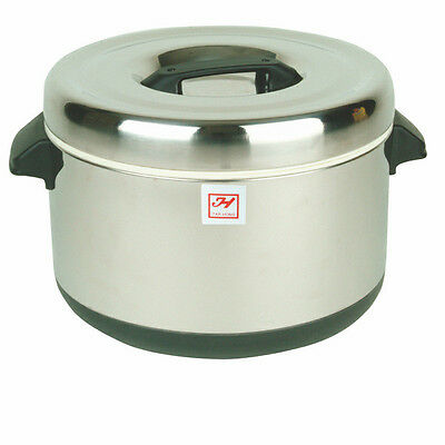 1 Set Thunder Group  Insulated Sushi Rice Pot Warmer 60 Cups SEJ74000 NSF