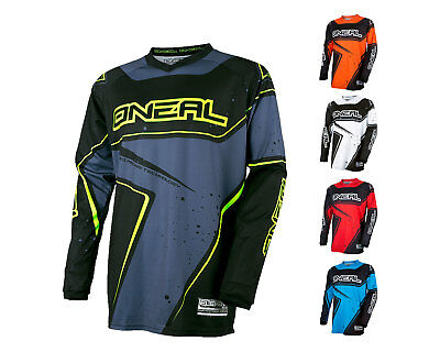 Oneal Element Jersey Racewear Shirt für MX Enduro Motocross