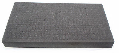 2 x Pick and Pluck Grid Foam Inserts 56x30x5cm - Pick 'N' Pluck