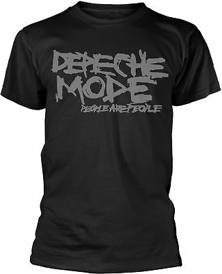 DEPECHE MODE People Are People T-SHIRT OFFICIAL MERCHANDISE